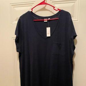 Gap Tshirt Dress